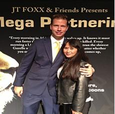 JT Fox Mega Partnering Africa